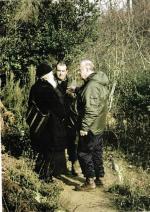 Cuviosul Paisie Aghioritul vorbind cu 2 germani in limba Cincizecimii