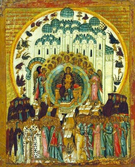 Soborul Preacuratei Fecioare Maria, Născătoarea de Dumnezeu, şi pomenirea Sfântului şi Dreptului Iosif, logodnicul (26_decembrie)